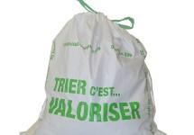 """Sac officiel """"Trier c'est valoriser"""". © vaud-taxeausac.ch"""