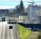 Gland, le 17 mars 2014, pont sur l'autoroute à proximité de l'éco-quartier Eikenott/ © 24Heures/Alain Rouèche