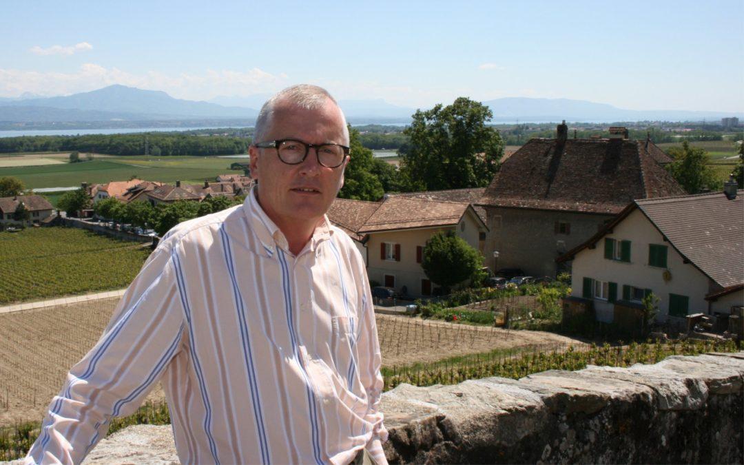 Claude Gaignard, Syndic