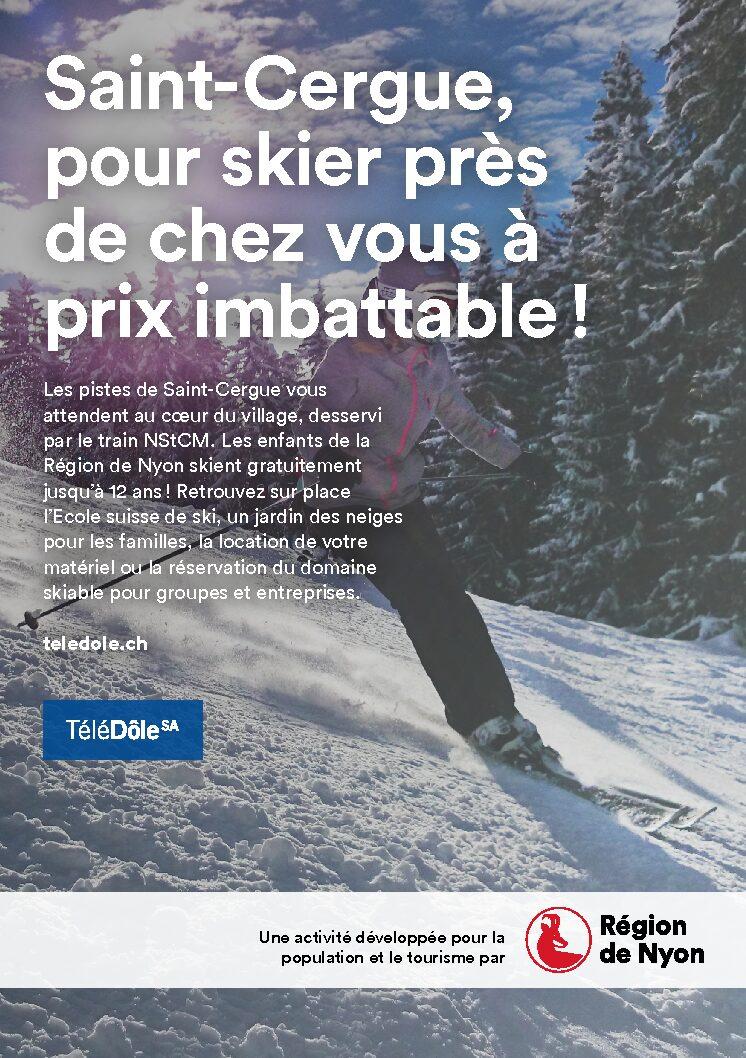 Skiez près de chez vous à un prix imbattable